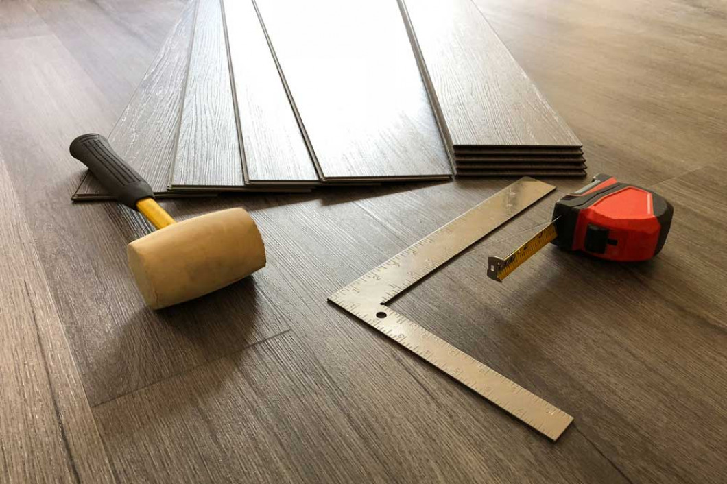 Use Wood Floors to Add a Touch of Elegance to Your Property
